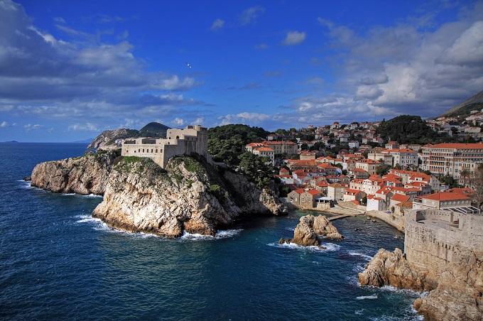 Game of Thrones Drehorte in Kroatien: Festung Lovrijenac Kroatien