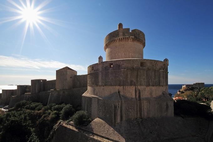 Minčeta Tower Dubrovnik
