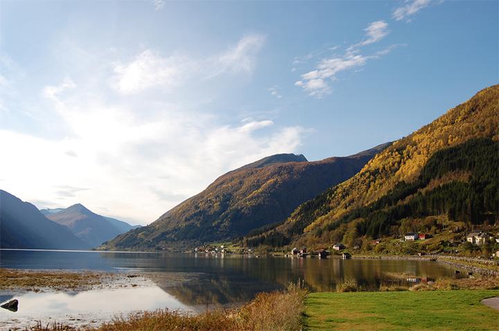 Mundal, Norwegen