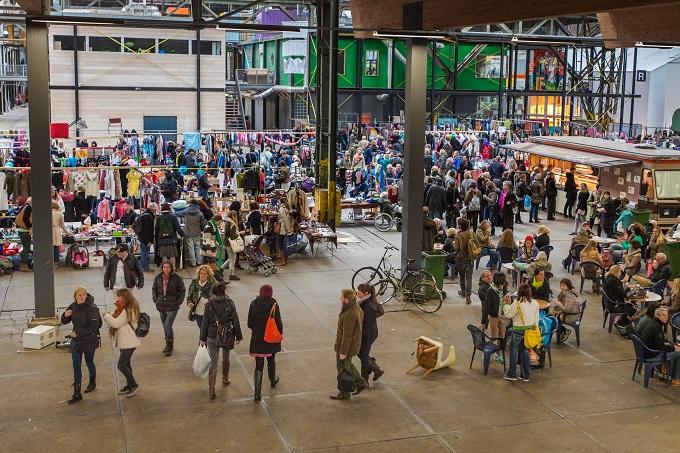 Hipster-Bezirke weltweit: Amsterdam-Noord – Amsterdam