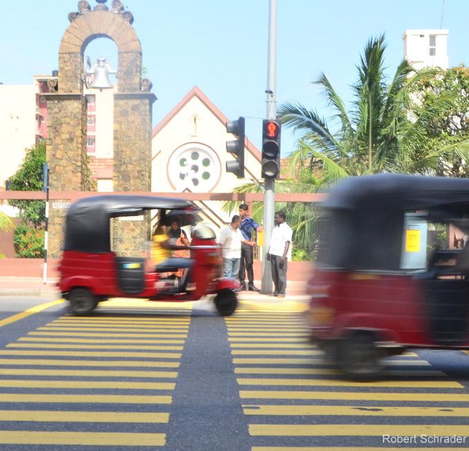Die schönsten Sehenswürdigkeiten in Colombo: Galle Road