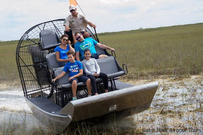 Die schönsten Orte in Florida: Everglades