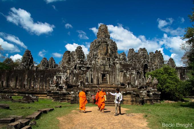 Top-Sehenswürdigkeiten in Siem Reap: Tempel