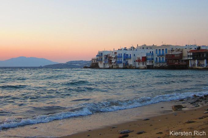 Top-Sehenswürdigkeiten auf Mykonos: Little Venice