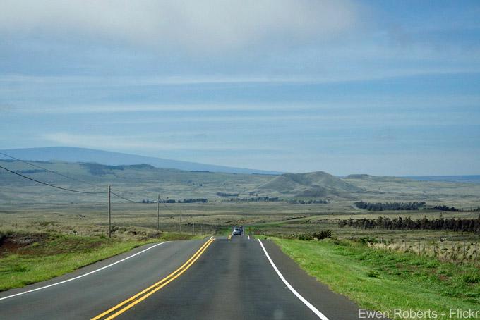 Hawaiis schönste Orte: Saddle Road
