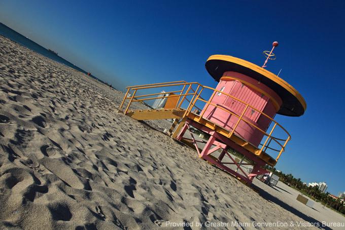 Die schönsten Sehenswürdigkeiten in Fort Lauderdale: South Beach