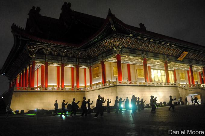 Die 10 schönsten Sehenswürdigkeiten in Taipei: Chiang Kai-shek Gedenkstätte