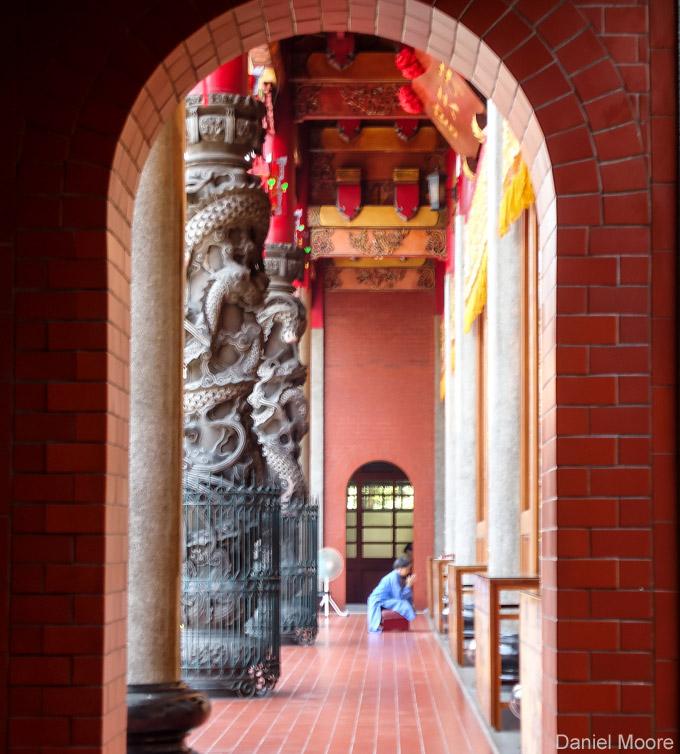 Die Top 10 Sehenswürdigkeiten in Taipei: Xingtian Tempel