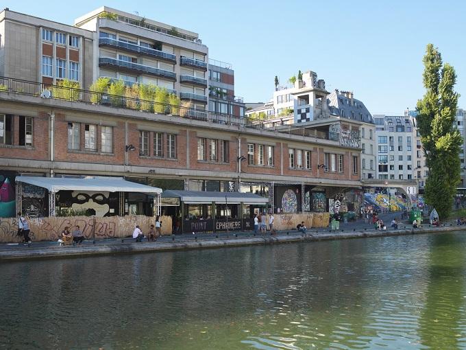 Hipster-Bezirke: Canal St. Martin – Paris