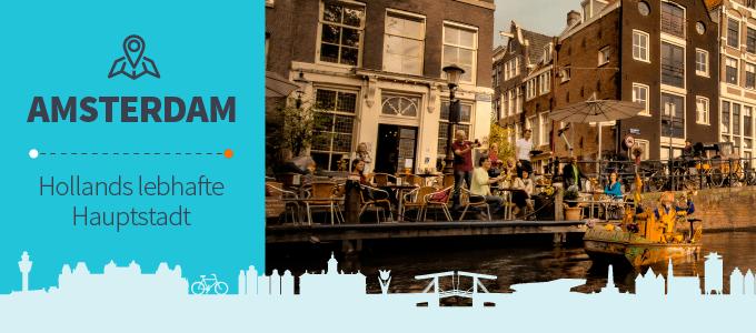 Städte Hollands: Amsterdam