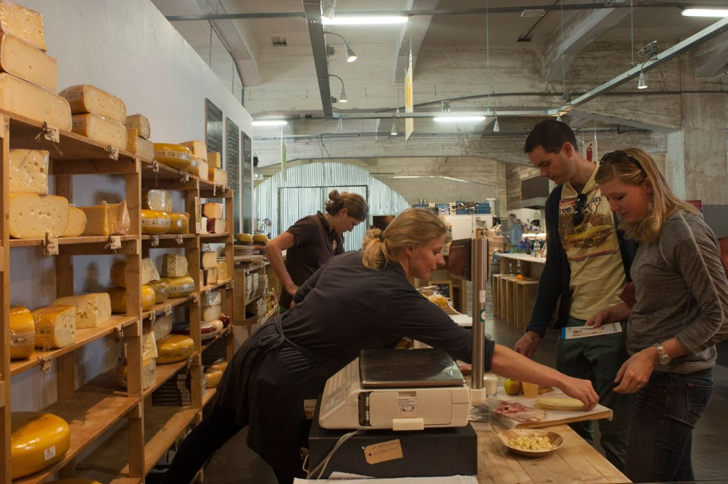 Treffpunkt für Feinschmecker: die Fenix Food Factory