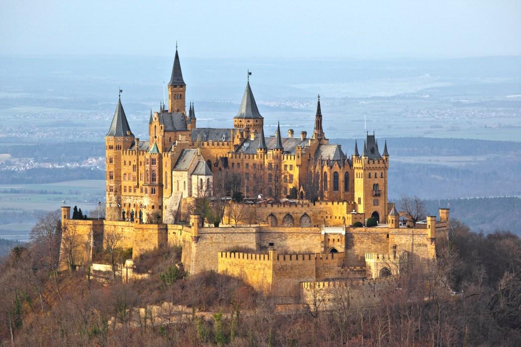 Die schönsten Schlösser und Burgen Deutschlands: Burg Hohenzollern, Baden-Württemberg
