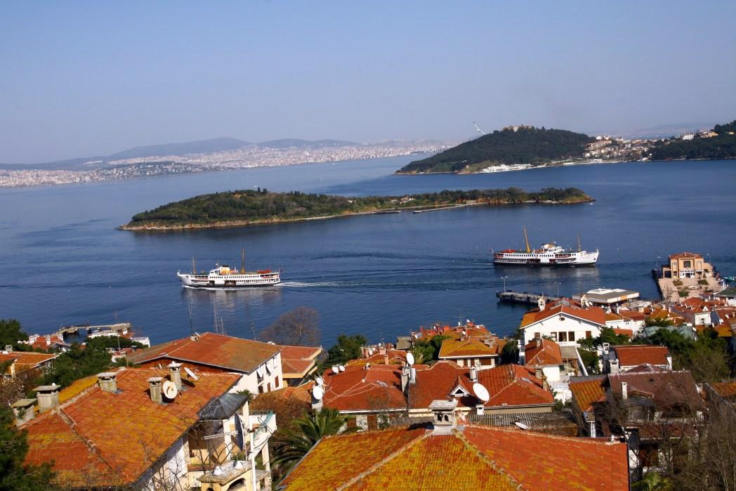 Ausflüge in und um Istanbul: Prinzeninseln