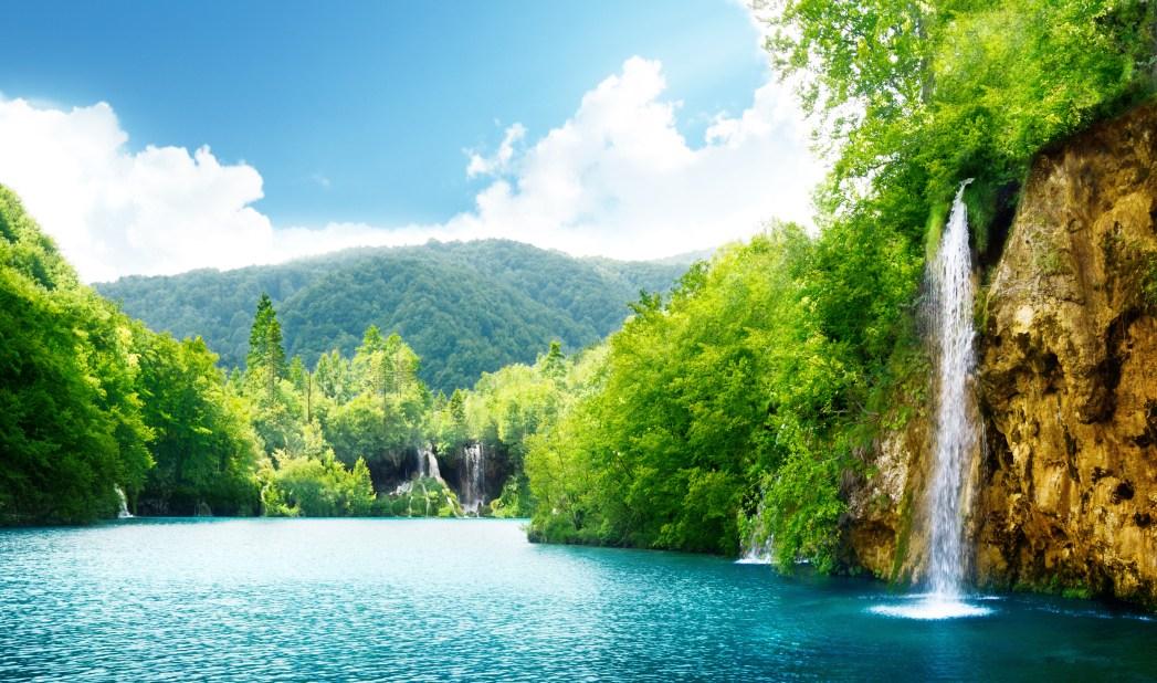 Die 20 spektakulärsten Wunder der Natur: Plitvicer Seen in Kroatien