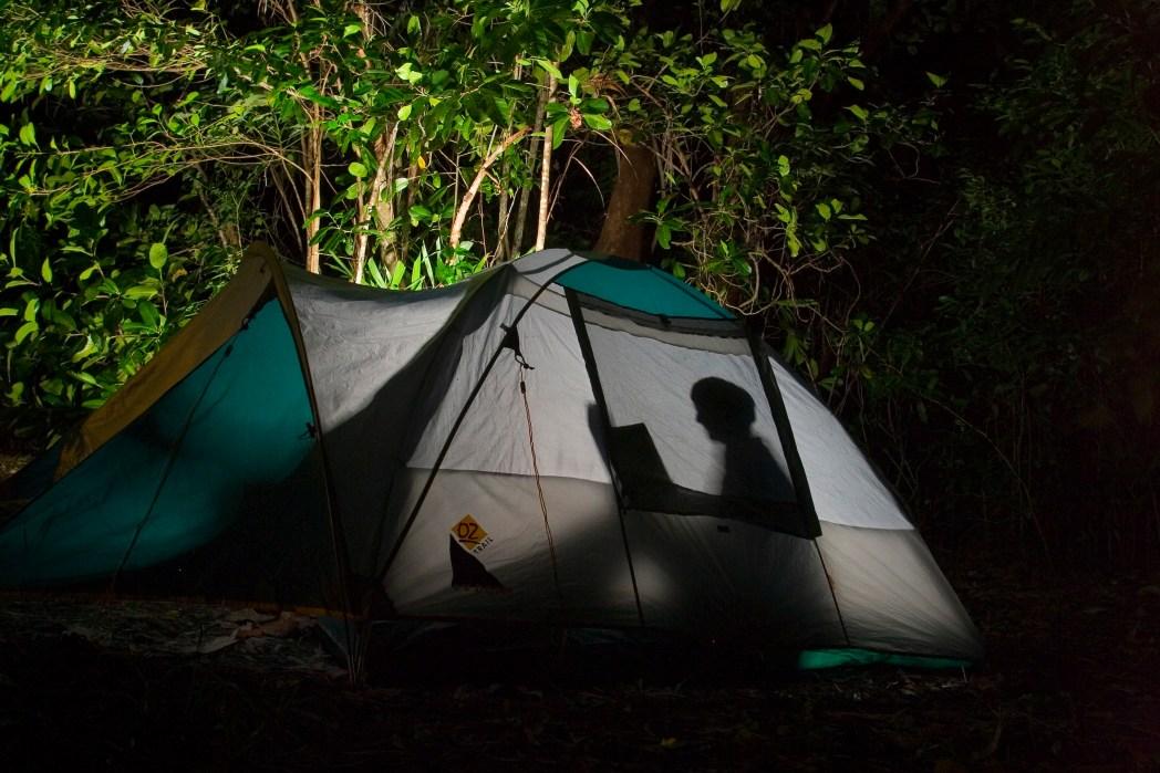 Günstige Unterkunft in London. Camping