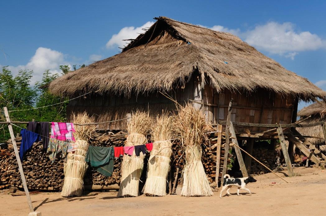 Laos Haus