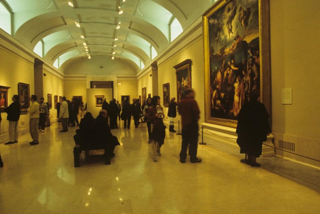 Was kann man in Madrid unternehmen: Das Museo Nacional Del Prado & der Retiro-Park