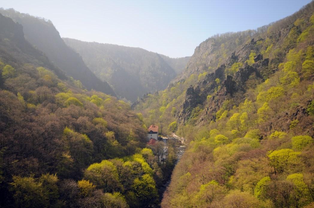 Naturwunder Deutschlands: Bodetal
