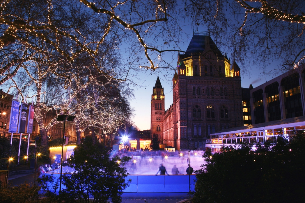 Eislaufen London