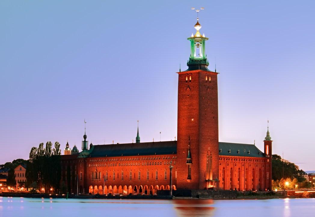Eine spannende Sehenswürdigkeit: Stockholmer Rathaus