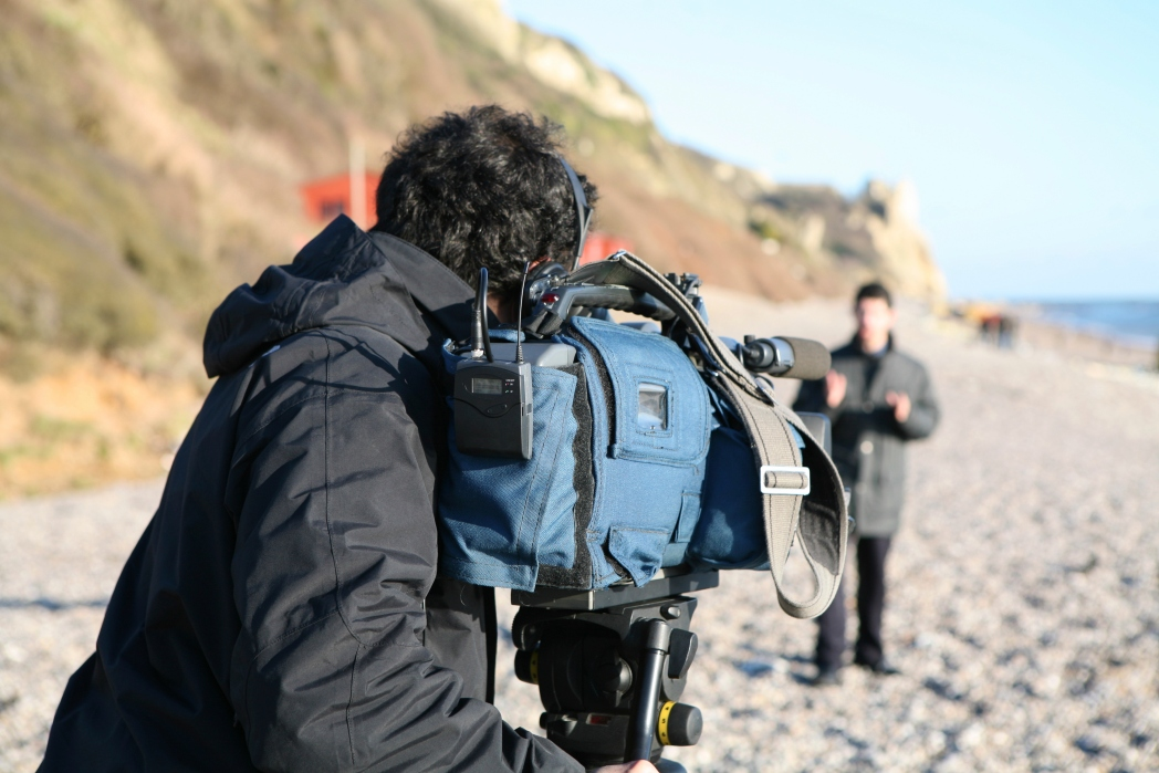 Berufe, bei denen man viel reist: Dokumentarfilmer Video TV Kino