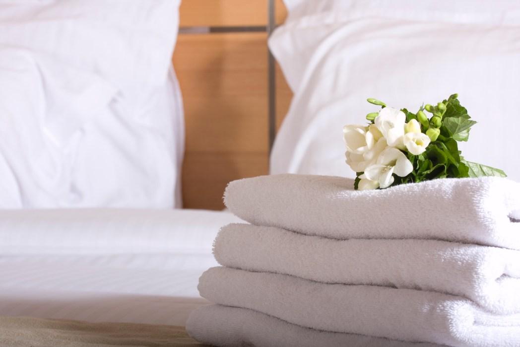 Bettbezüge täglich wechseln lassen