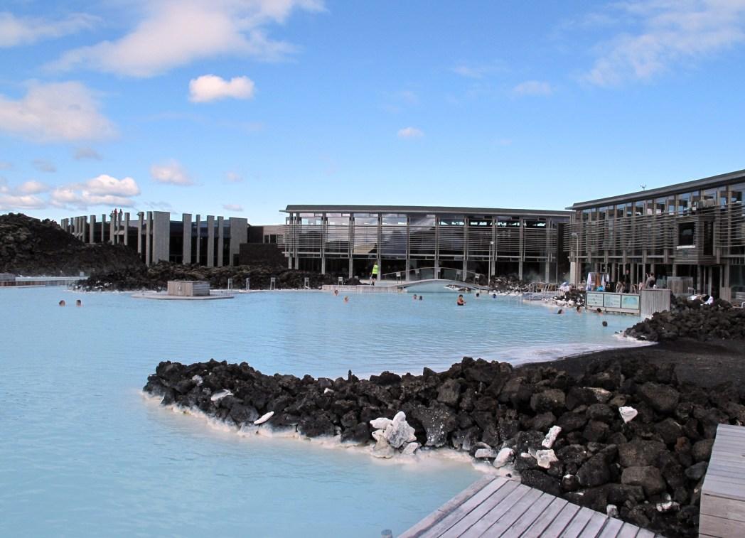 Reiseziele für einen Urlaub mit der Mama: Entspannen auf Island
