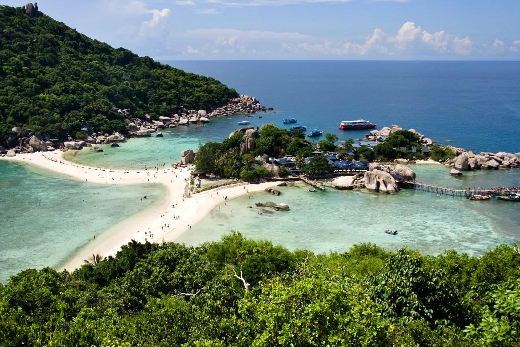 Beste Reisezeit für Südthailand