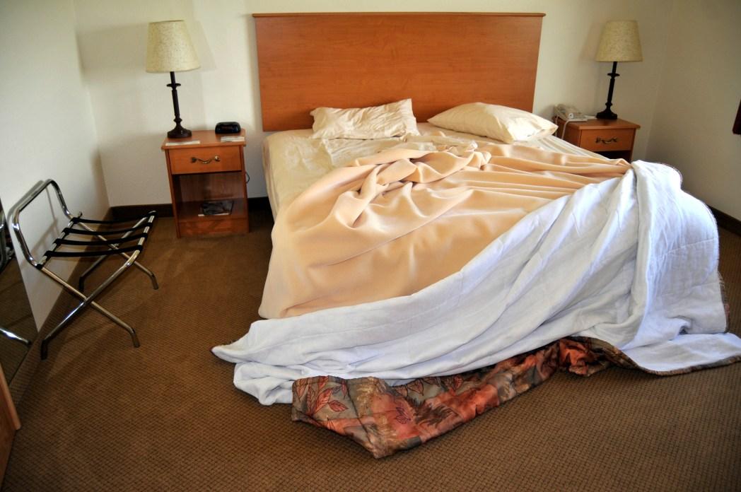 Dreckiges Hotelzimmer: Entschädigung beantragen