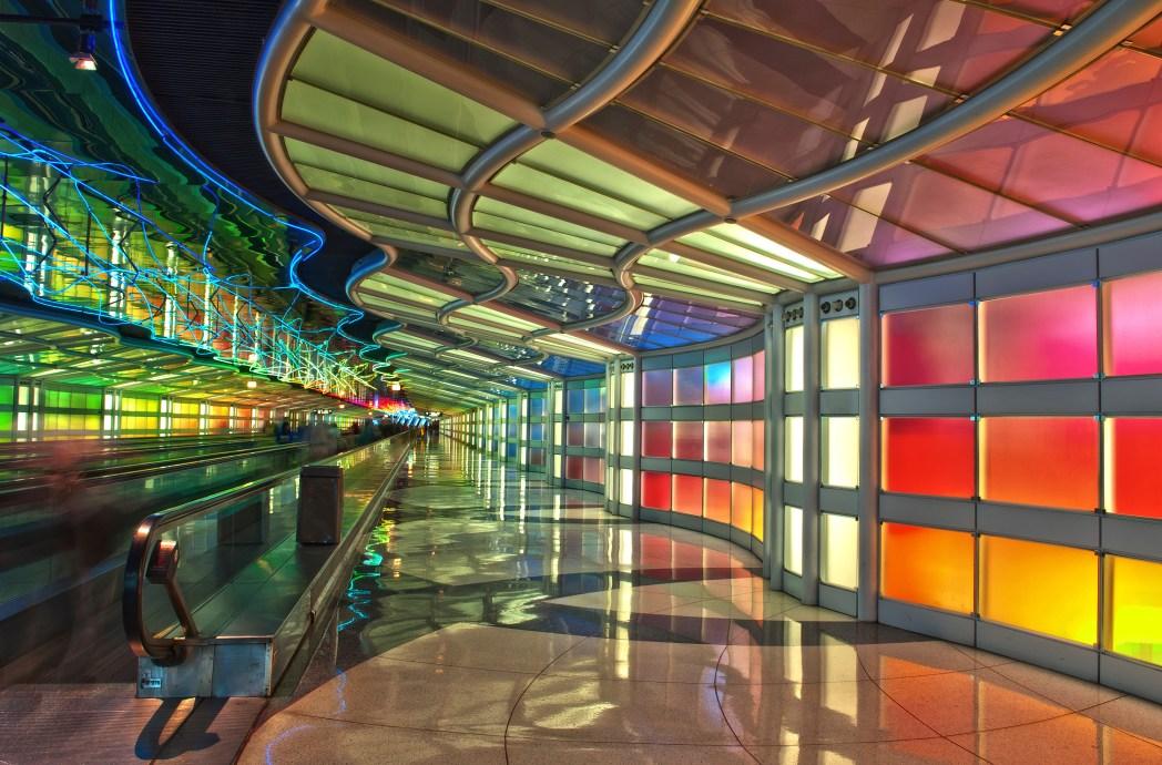 Die größten Flughäfen weltweit: Chicago O'Hare International Airport, Chicago, USA