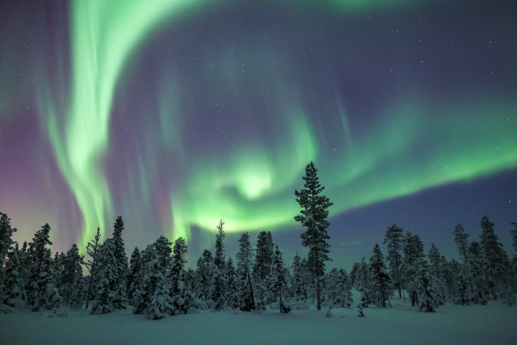 Schweden Nordlichter