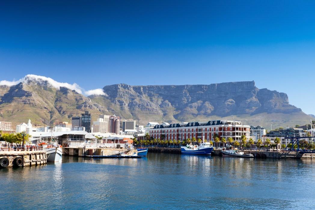 Nationalpark Tafelberg Kapstadt