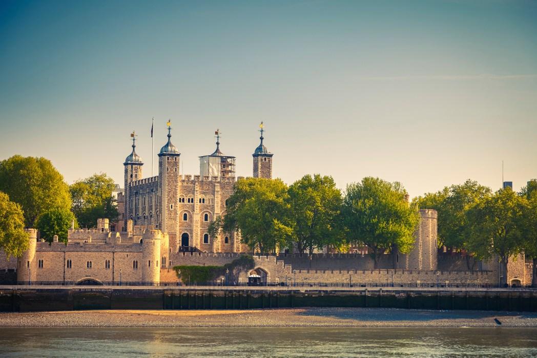 Königliche Sehenswürdigkeiten in London: Tower of London