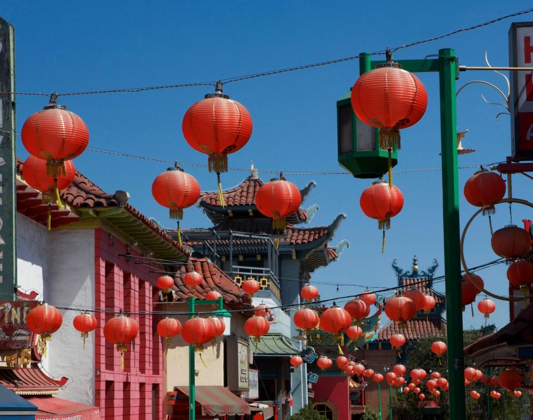 Top-Sehenswürdigkeiten in Los Angeles: Chinatown und Co.