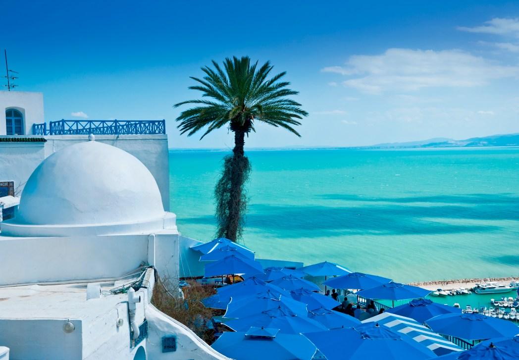 Tunesien Oktober