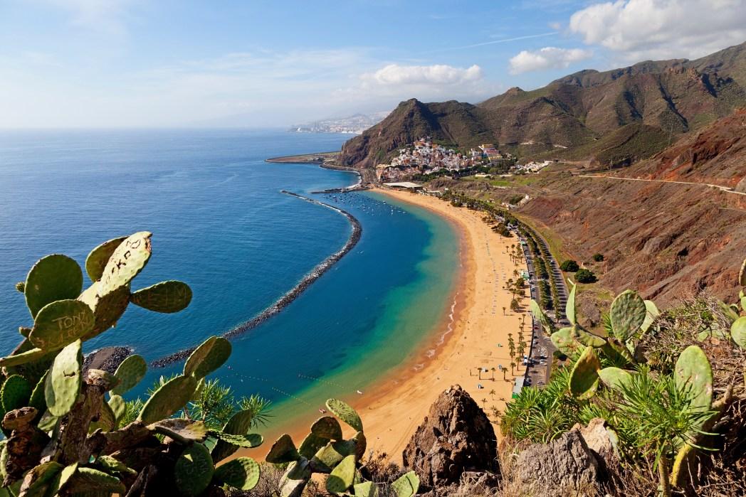 Top Reiseziele für März und April: Teneriffa, Spanien