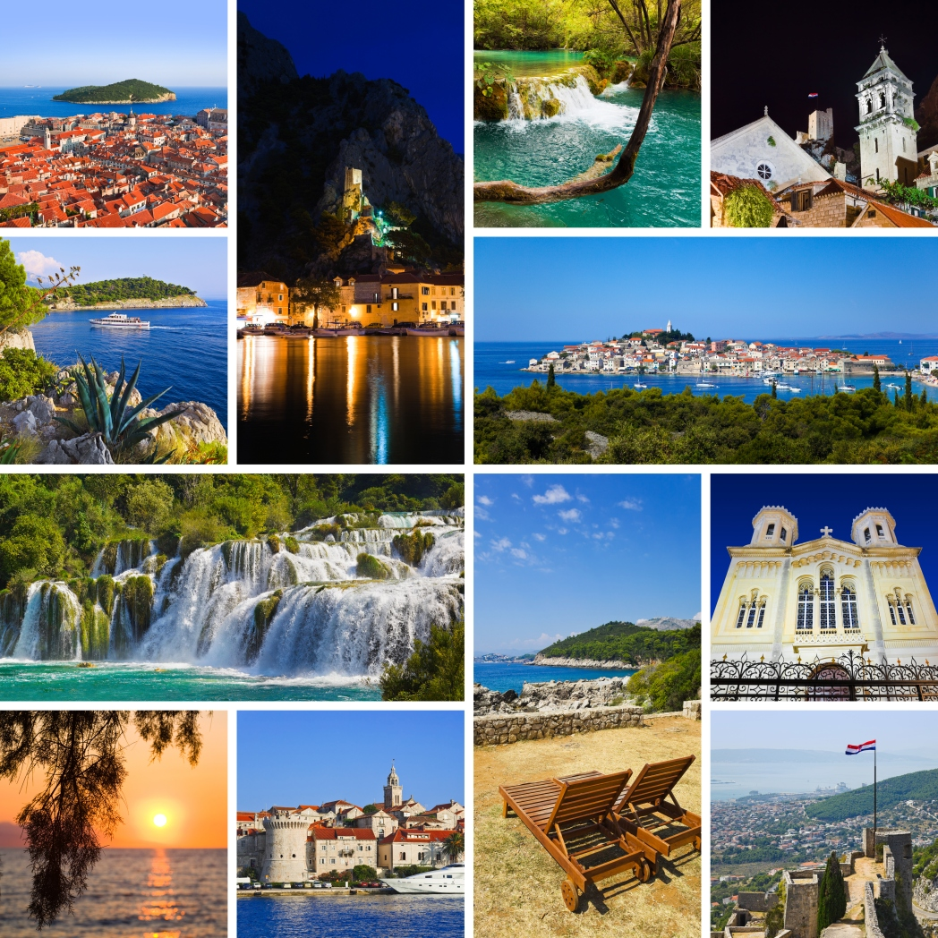 Fernweh: Kroatien