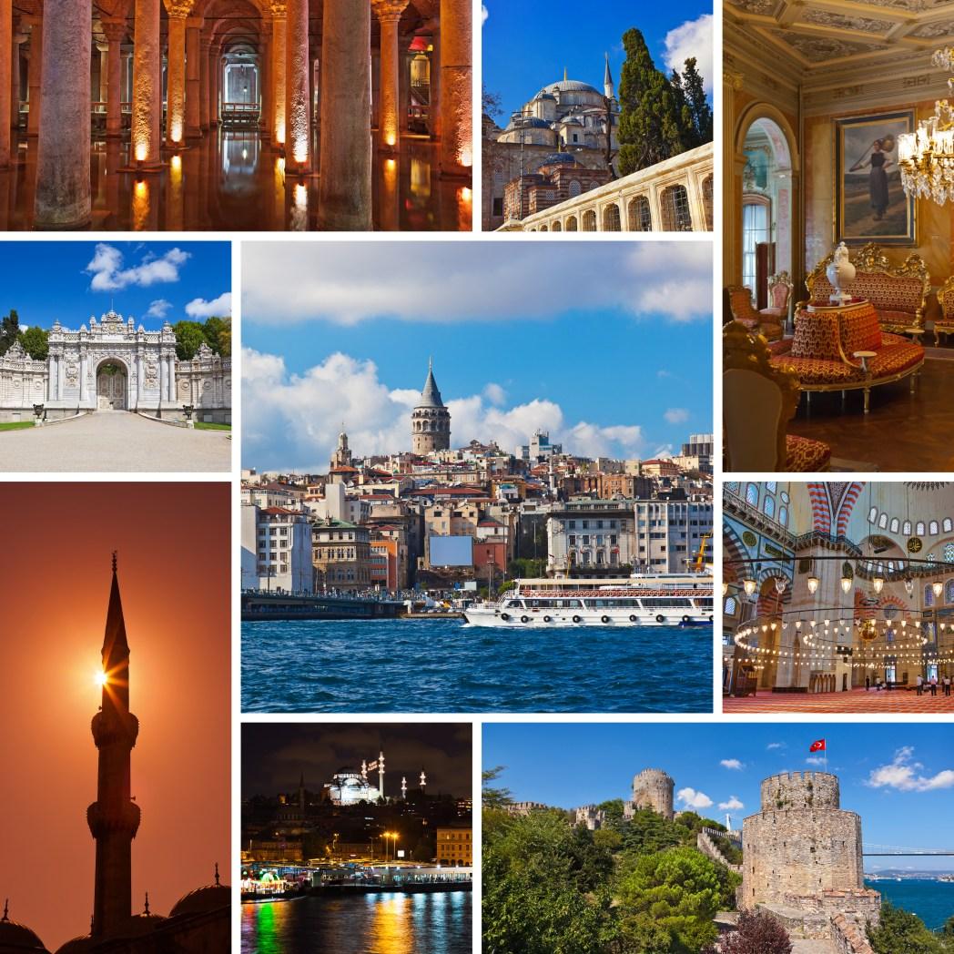 Urlaubslaune: Istanbul