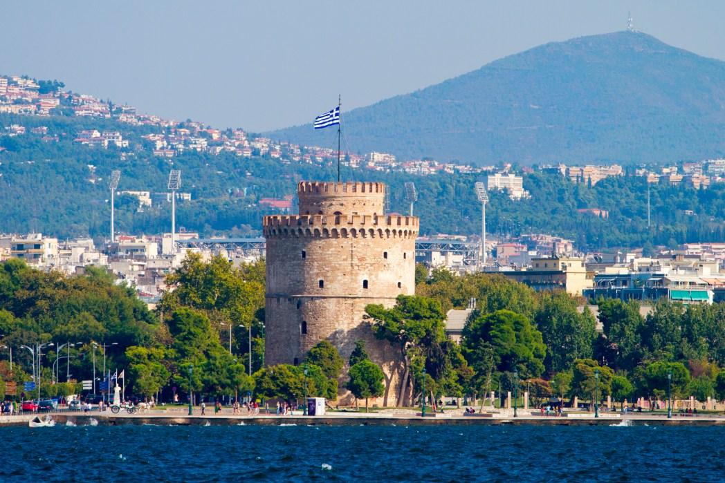 Top Reiseziele für März und April: Thessaloniki, Griechenland
