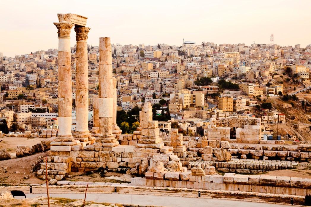 Reise-Trends 2018: Der Nahe Osten Asiens mit Amman in Jordanien und Abu Dhabi in den Vereinigten Arabischen Emiraten