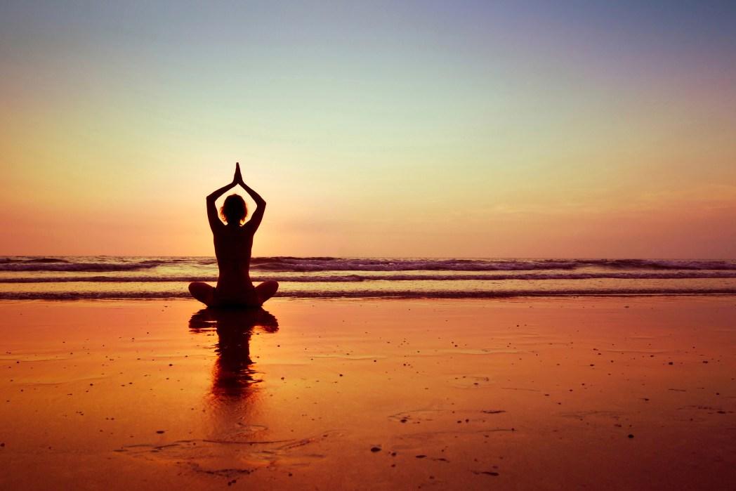 Urlaub mit der Mama: Yoga in Indien lernen