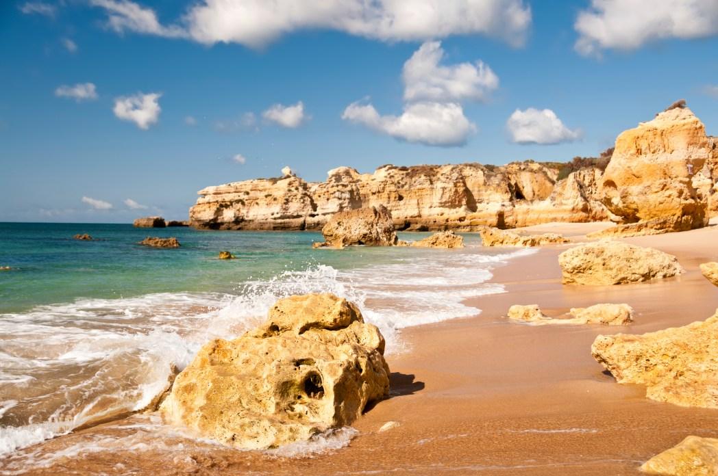 Urlaub Frühling: Algarve, Portugal