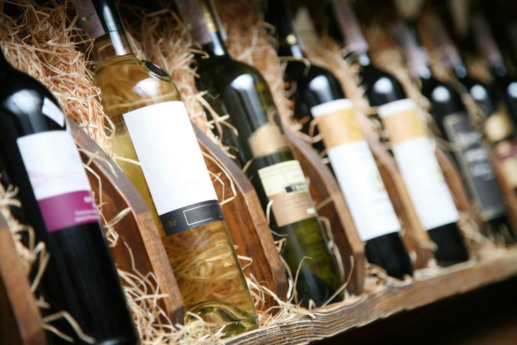 Zoll bei Wein und anderen alkoholischen Getränken aus Drittländern