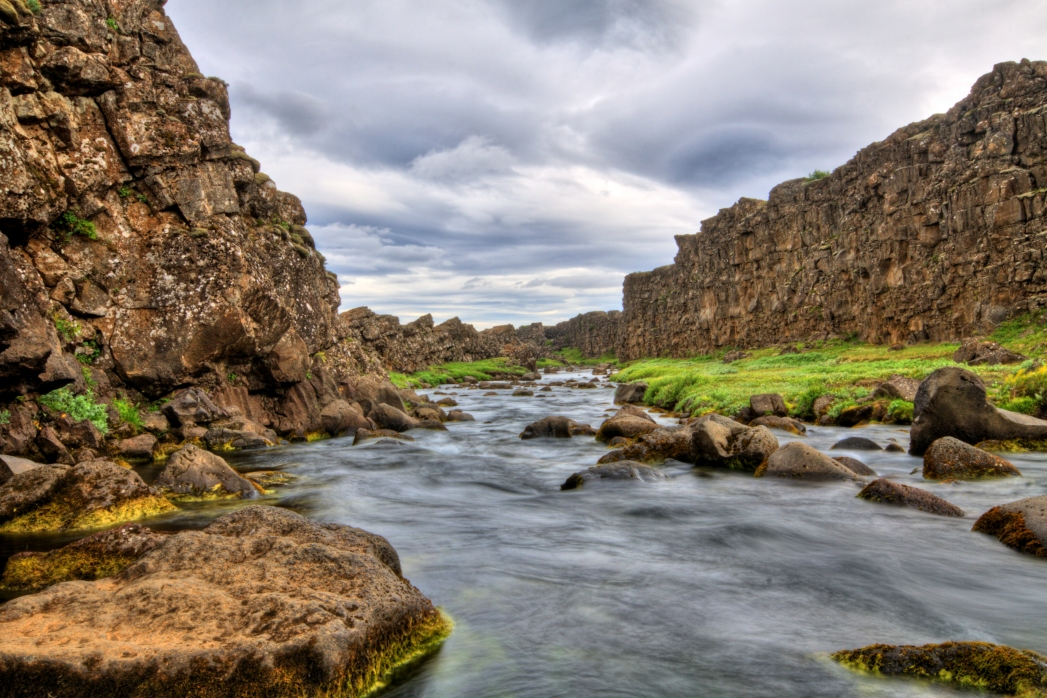Game of Thrones Drehorte in Island: Þingvellir Nationalpark
