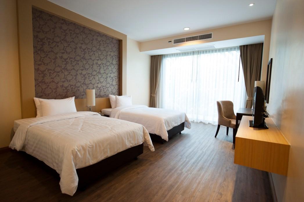 Doppelzimmer mit Doppel- oder Twin Bett – oder doch lieber ein Einzelzimmer?