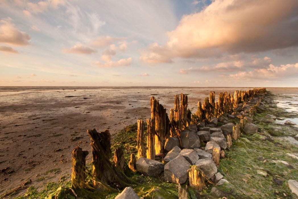 Die schönsten Orte Deutschlands: Wattenmeer, Nordsee