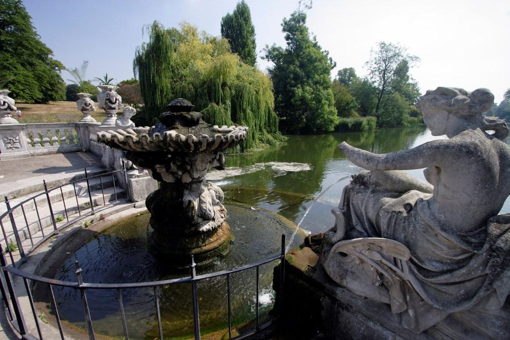 Königliche Parks und Parkanlagen in London: Hyde Park