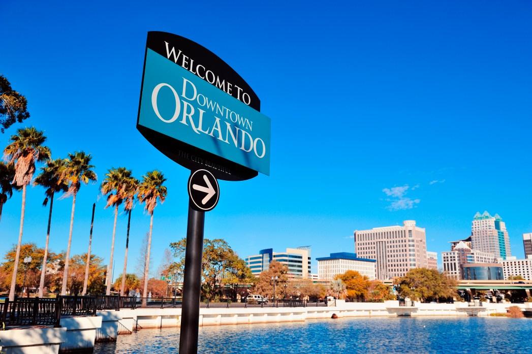 Road Trip durch Florida: Orlando