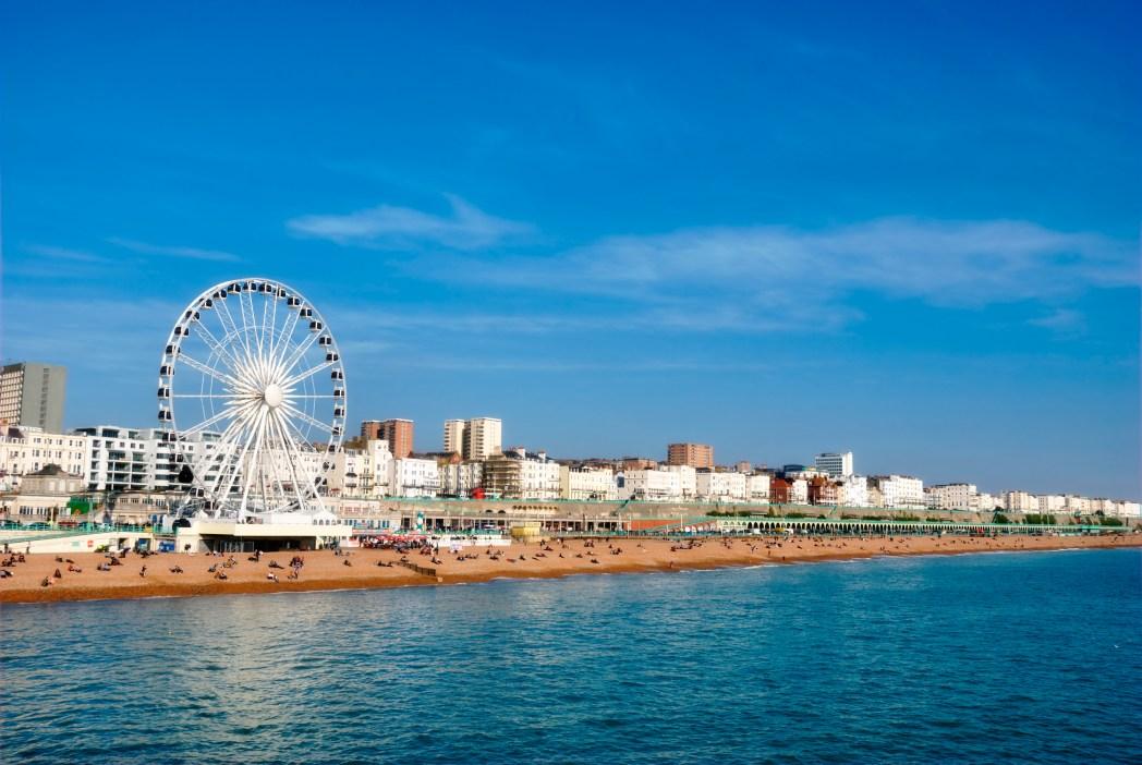 Urlaub in Großbritannien: Brighton