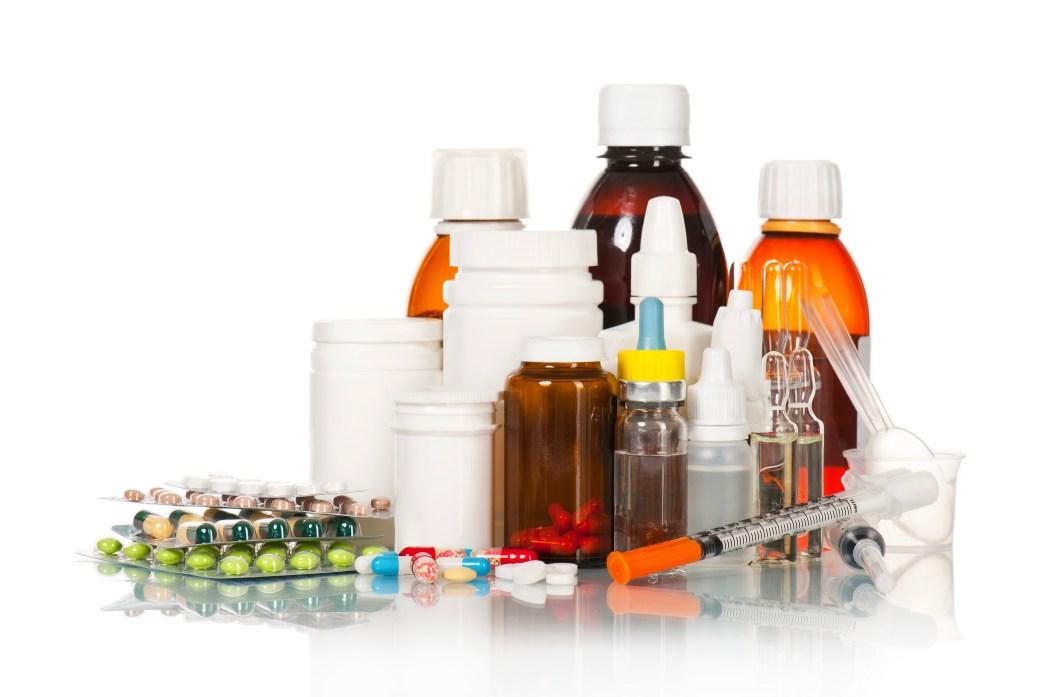 Packliste Medikamente und Gesundheitsvorsorge